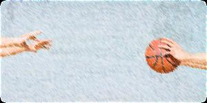 עקרונות בלימוד מסירות בכדורסל